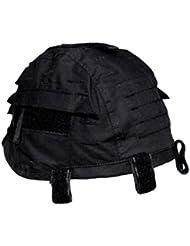 Housse de casque avec poches réglable Noir