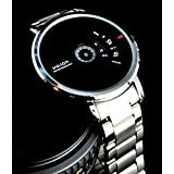 Wilon Dress Watch for Men, Analog, Stainless Steel B and