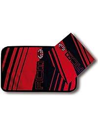A.C. MILAN - Set colazione - Brekfast set Rosso Nero - Red Black Unica -  Unique 90c4a602c15d