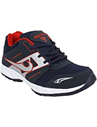 Arexon Men's Synthetic Purple Colored Sport Shoe( Men's Running Shoe, Breathable Sports Shoe, High Grip Sports...