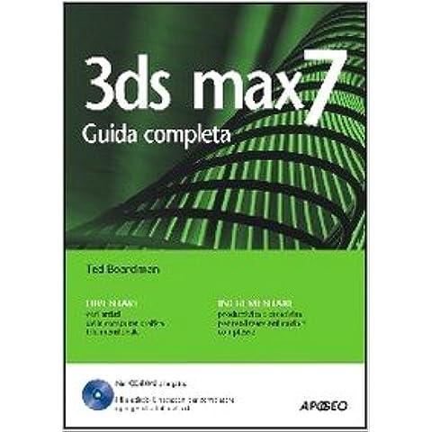 3DS Max 7. Con CD-ROM