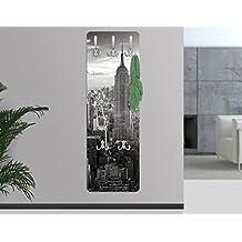 Percheros de pared modernos - Modelos de percheros de pared ...