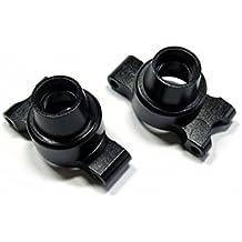 Tamiya TT-01 / TT-01D Upgrade Parts Aluminium Rear Knuckle Arm Set - 1Pr Black