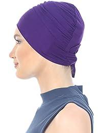 Attacher Les Bonnet Pour Perte De Cheveux, Cancer, Chimio