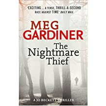 [(The Nightmare Thief)] [Author: Meg Gardiner] published on (October, 2011)
