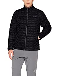The North Face M Thermoball Full Zip Chaqueta, Hombre, Negro (TNF Black), 2XL