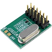 RFM12B-433DP Module RF FM transceiver FSK 433.92MHz SPI -105dBm 5dBm