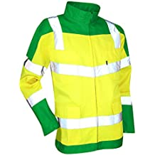 LMA cazadora de alta visibilidad, verde/amarillo neón, multicolor, 2115 URGENCE