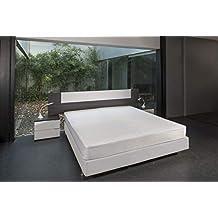 BSensible Cosmetic, Protector de colchón acolchado de Tencel, impermeable y transpirable, ...