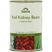Suma Red Kidney Beans 400 g (Pack of 12)