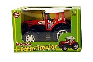 A to Z A a Z:01767 Tractor de Granja de fricción