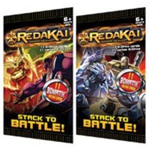 Redakai Conquer the Kairu Trading Cards