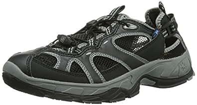 Jack Wolfskin  CANYON RAVE WOMEN, Chaussures de fitness outdoor femme - Noir - Noir, 42.5 EU