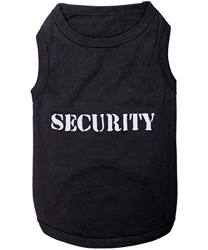 Parisian Pet Sicherheit Hunde-T-Shirt, 4X Große