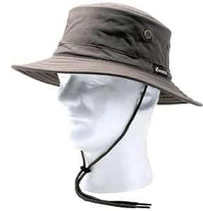 Sloggers Mens Grand-Extra-Large Brun fonc- classique Cotton Chapeaux 4471DB