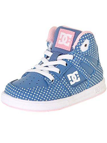 Dc Bleu Faible Sneakers EcTQn7Mll