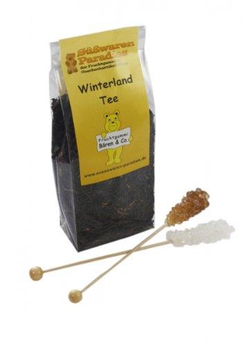 Winterland Tee mit Kandiszucker Menge:100g