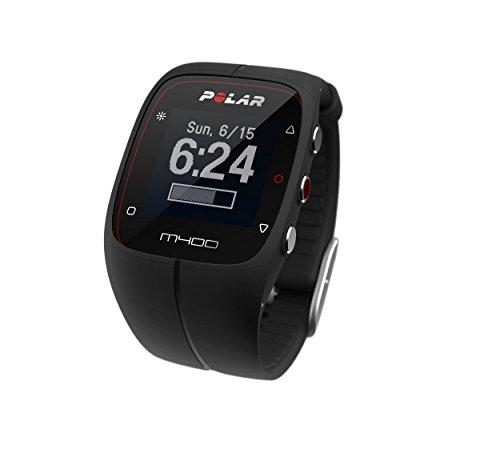 Polar M400 HR GPS-Laufuhr, schwarz, 90051341 - 2
