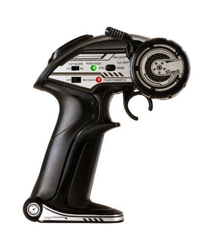 Imagen principal de Giro Silverlit Coche Radiocontrol 3D Twister con conos y rampas (surtido)