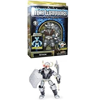 Mega Bloks 9055 Mag Warriors - ATROX