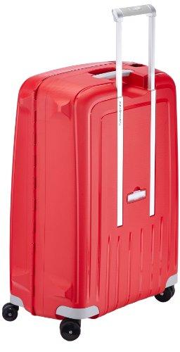 samsonite s cure spinner 75 28 koffer 75cm 102 l crimson red. Black Bedroom Furniture Sets. Home Design Ideas