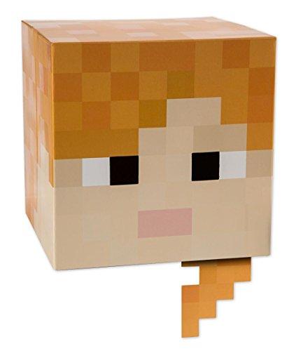 (Minecraft Maske Alex)