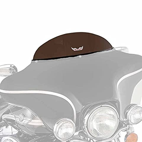 Windshield harley-davidson touring replacement lucite® ... - Slipstreamer 1356DS