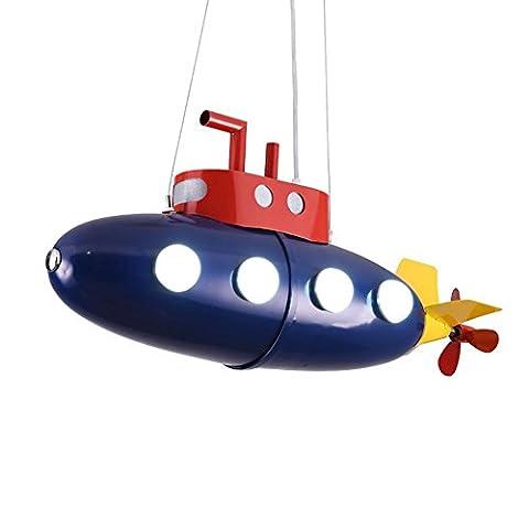 Submarine Pendant Light Children Room Ceiling Light Hight Quality Iron