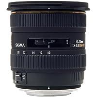 Sigma 10-20 mm F4,0-5,6 EX DC HSM-Objektiv (77 mm Filtergewinde) für Four Thirds Objektivbajonett