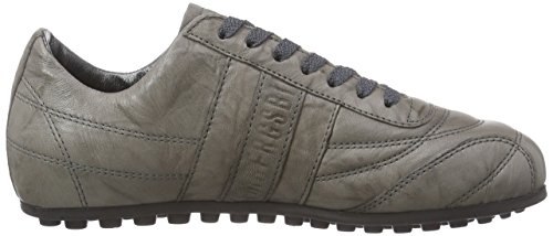 Bikkembergs 641127, Baskets Basses mixte adulte Gris - Gris