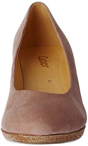 Gabor Shoes Fashion, Scarpe con Tacco Donna Rosa (antikrosa/honey 34)
