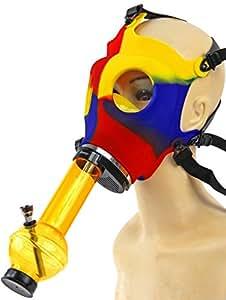 Acryl Bong inkl. Maske! Für die chilligen Stunden!