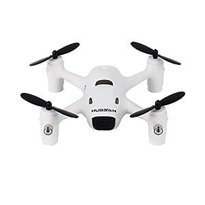 HUBSAN X4H107C + Dron con cámara 720P RTF 2.4GHz, cuadricóptero con cámara HD 4CH RC, cuadricóptero con 4Luces LED con Control a Distancia de 150m