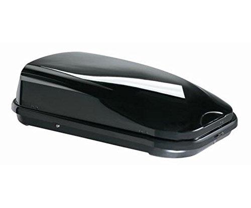 Dachbox VDP-FL320 Black Dachkoffer Autokoffer schwarz glänzend 320 Liter