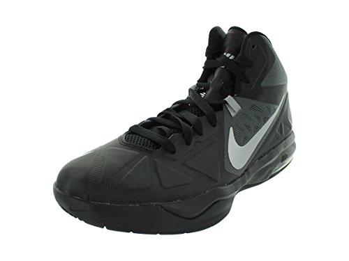 Air Max U Body Tb Chaussures de sport de formation Black - Metallic Silver- Drk Grey