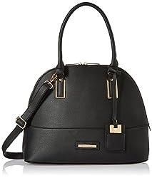 Stella Ricci Womens Handbag (Black) (SR125HBLK)