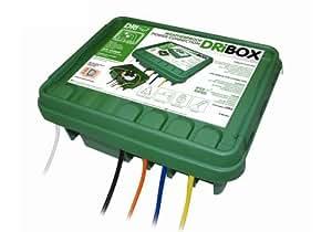 Dribox Boîte étanche multiprise pour émetteur, bloc d'alimentation...
