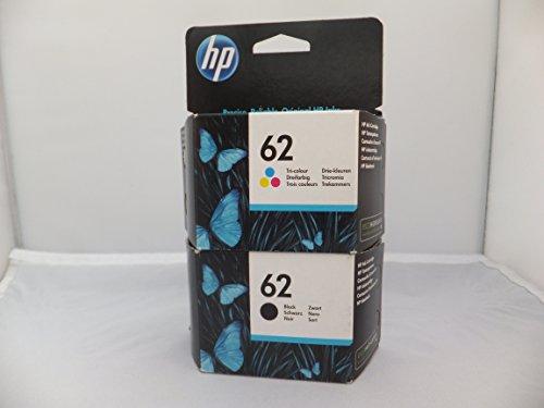 Preisvergleich Produktbild 2 Original XL Druckerpatronen für HP Envy 5640 Envy5640 (Black/Color) Tintenpatronen