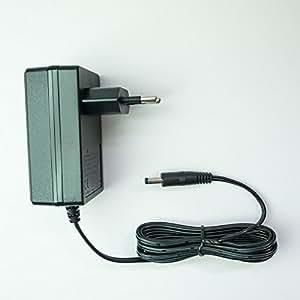 MyVolts Chargeur/Alimentation 12V compatible avec Disque Dur Externe Seagate GoFlex Home 1TB (Adaptateur Secteur) - prise française