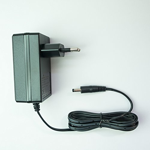 MyVolts Cargador 9V compatible con Pedal de Efectos Electro-Harmonix Holy Stain (Fuente de alimentación) - enchufe español