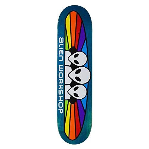 Alien Workshop Skateboard-Deck Spectrum - 7.75 Inch Multi (One Size , Blau) -