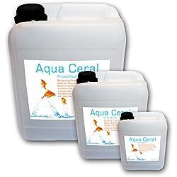 baumgrün 5L Aqua Ceral Milchsäurebakterien, probiotische Filterbakterien, Starterbakterien, Koi, Teich (5 Liter)