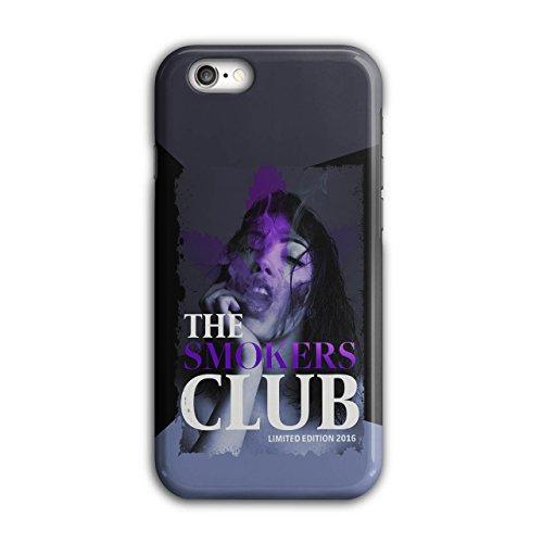 Raucher Verein Cool Mode Marihuana Spaß iPhone 6 / 6S Hülle | (Marihuana Kostüme)