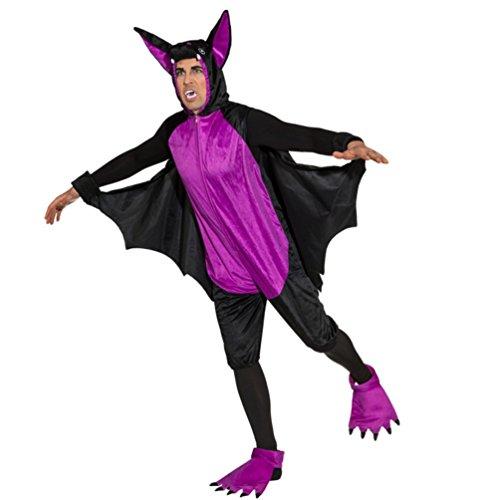 Kostüm Fledermaus Klaus Einhgr. Halloween Fasching Karneval Tierkostüm