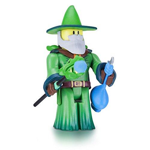 Roblox 10718 Emerald Dragon Master Figure Playset
