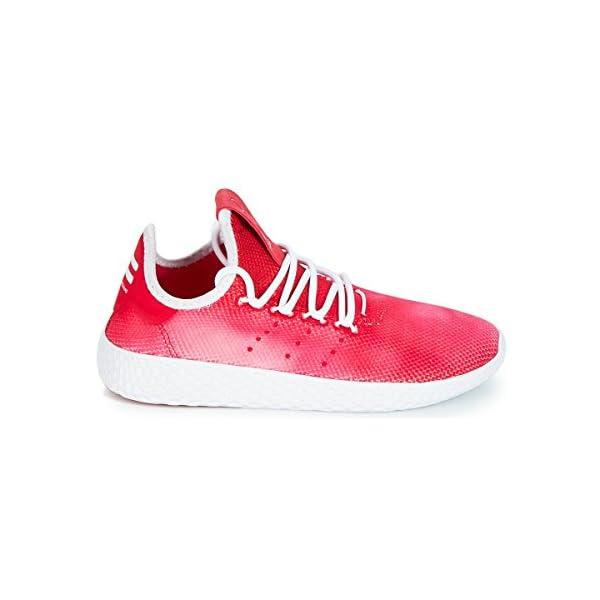 adidas PW Tennis HU J Sneakers Rosso Bianco CQ2301 2 spesavip
