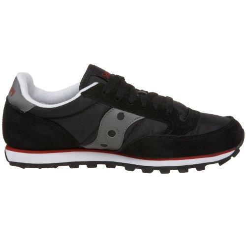 Saucony , Baskets pour femme Black/Dark Grey/Red