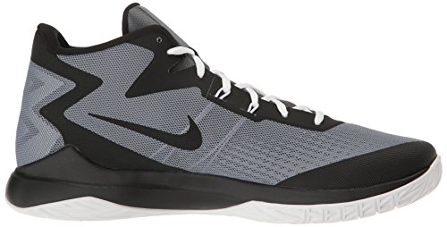 Nike Zoom Evidence 852464 601 Mesh University Red White Scarpe Ginnastica Uomo Cool Grey/Black/White/Dark Grey