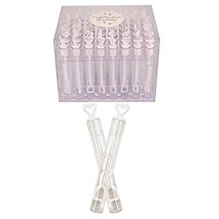 Seifenblasen-Set, für Hochzeiten, 48er-Box