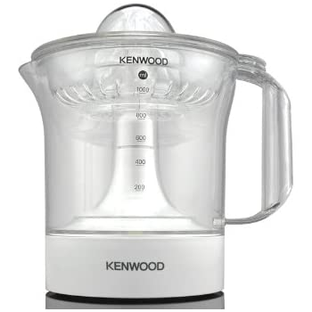 Kenwood JE280 Citrus Juicer, 1 L, 40 W - White